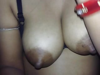 Fucked hard sexy boobs with thick sperm #indian fucked