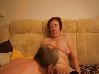 Granny masturbating by boy friend granny