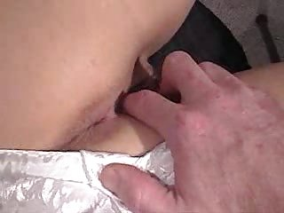 Sex with hot boobs creampie