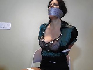 Nude milf women school teacher tied up and gagged