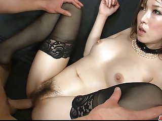 Dirty and busty babe flaunting fucked hard dirty