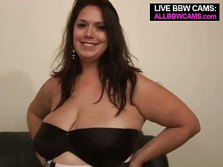 Young bbw know how to fuck dick like chubby ass hole part 2