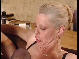 Granny takes a dick in her ass fist pussy deutsche