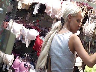 Huge boobs mom upskirt shop 7 accidental candid