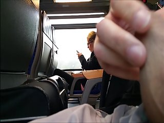 Intercourse masturbatng onb a pretty blonde girl with glasses